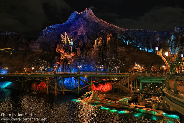TDR Oct 2012 - Mysterious Island
