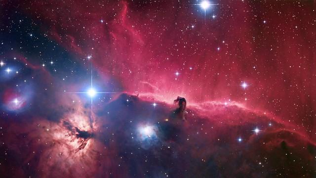 Nebula - Horsehead 2