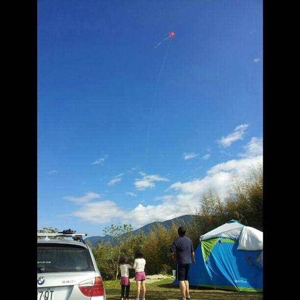 20121216 來放風箏!