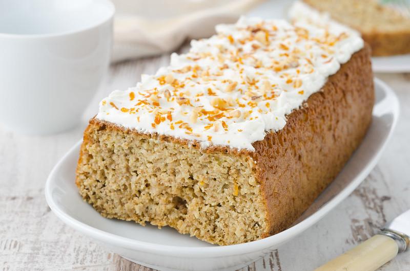 Вафли, манник, овсяное печенье и два рецепта с нутом Semolina Cake