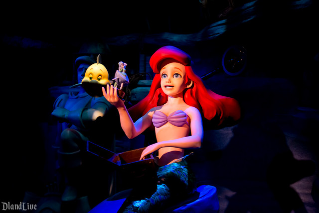 Little Mermaid ~ Ariel's Undersea Adventure