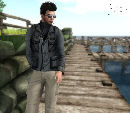 Kraker - Vintage Army Jacket