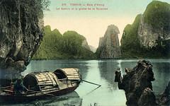Tonkin - Along Bay - 1912