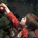 sequoia decorating the xmas tree    MG 0520