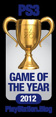 PS.Blog Game of the Year 2012 - PS3 Gold
