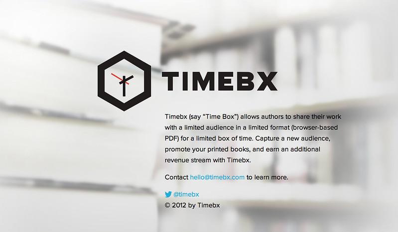 Timebx