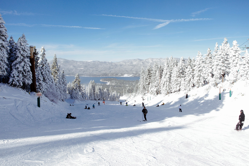La weekends big bear lake restless cities for Snow summit cabin
