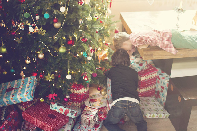 'Time always seems long to the child that is waiting for Christmas'