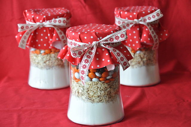 Cookie Mix Jars