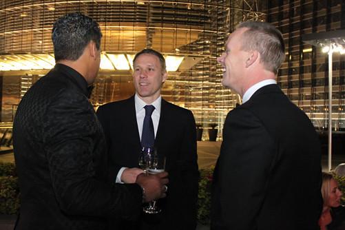 Marco Van Basten and Frank Rijkaard