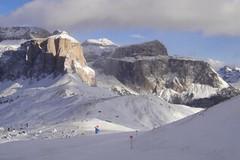 Dovolená v italských Dolomitech není pouze o lyžování