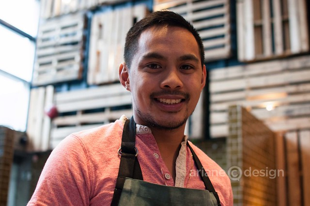 The Fish Shack: Executive Chef Alfred Contiga