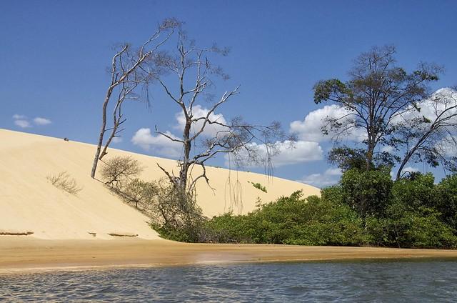 Parque Nacional Lençóis Maranhenses, Brasil