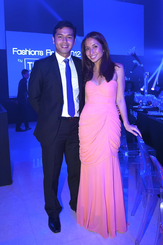 Paolo Villavicencio and Ileana Garcia
