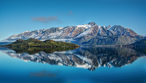 The road to Glenorchy is epic