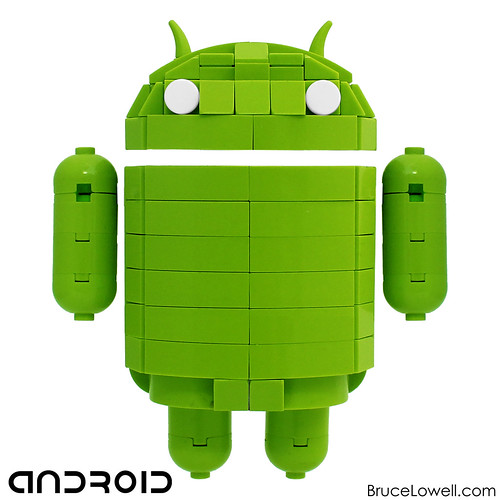 LEGO Google Android