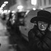 Lady on the street, Vienna by seanbonner