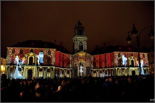Rennes de nuit