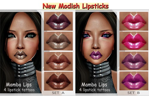 !Mamba-Lips_SetA+B by ::Modish::