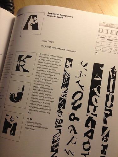 Handbuilt typography