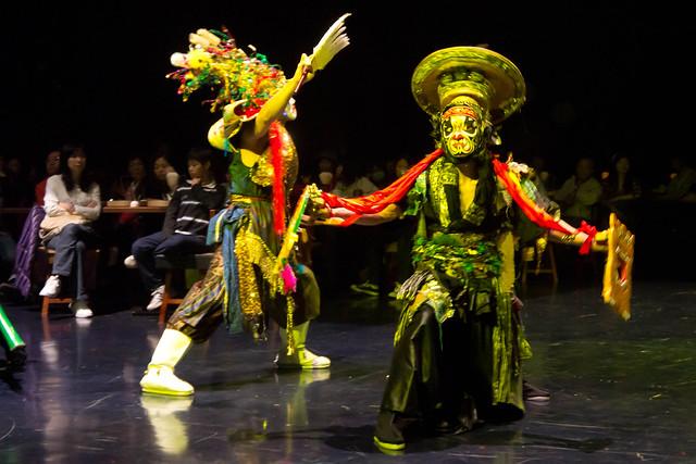 2012/12/15-南港101文創會館表演