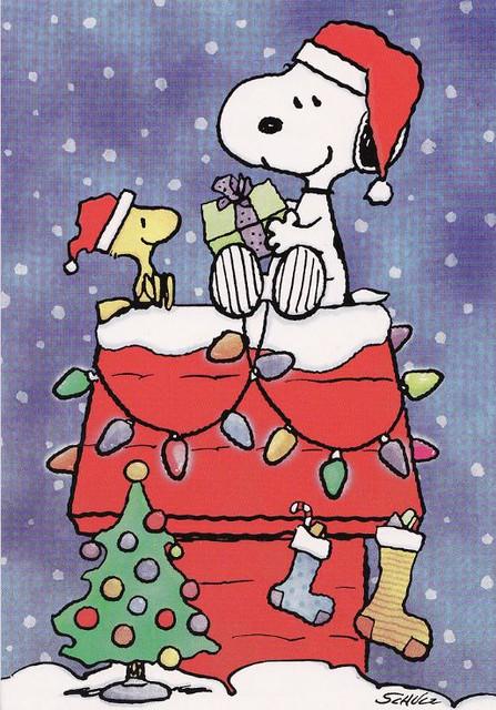 Snoopy-Cadeau-Noël