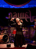 Nawel Ben Kraiem live at the Jamel Comedy Club, Paris
