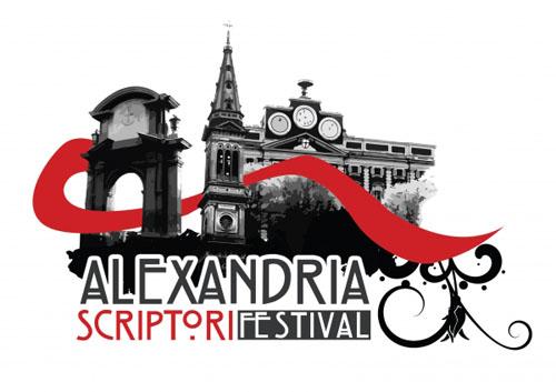 Logo dell'Alexandria Scriptori Festival