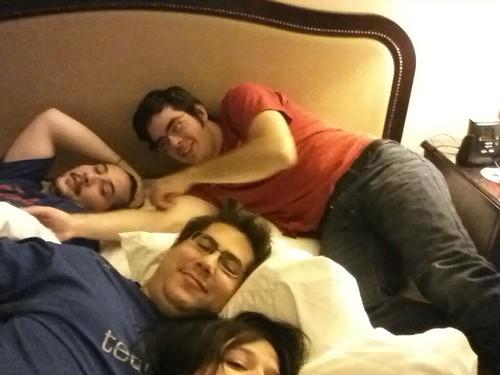 Team @ Hotel
