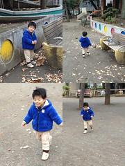 恵比寿公園にて 2012/12/23