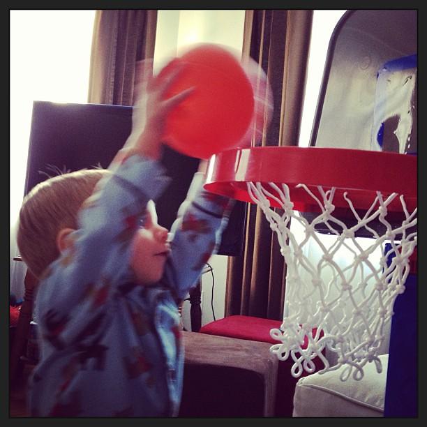 Slam dunk!!! #