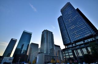 Photo:marunouchi buildings By:maaco