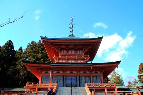 Hieizan templo detalle II