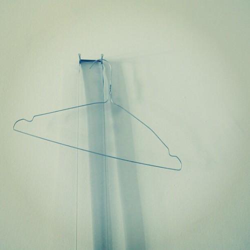 hanger #vhs #decoration #minimalofcourse #minimalism #minimal...