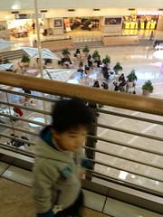 ゲートシティ大崎にて 2012/12/24