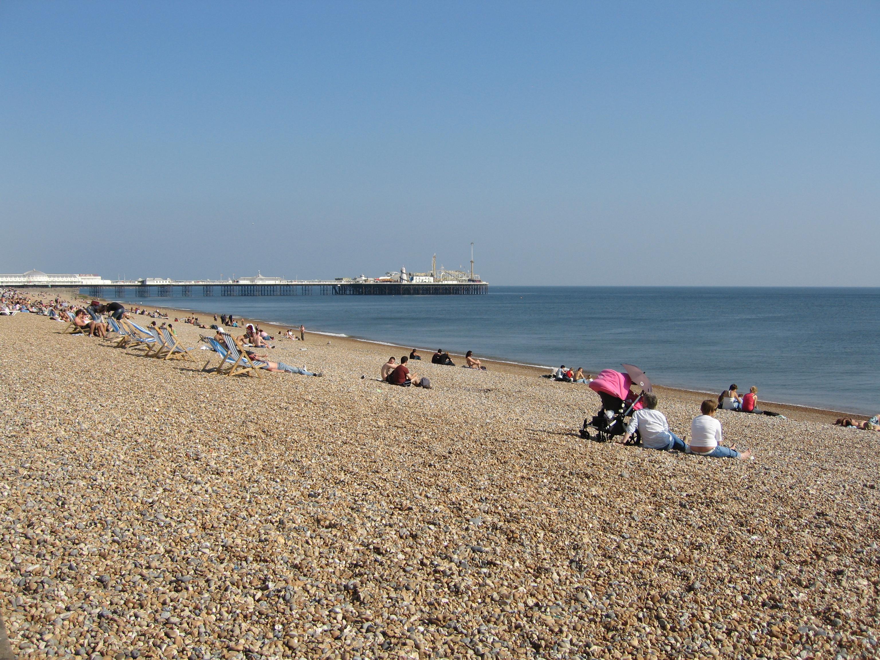 Pebble Beach Brighton Brighton Beach | Flickr