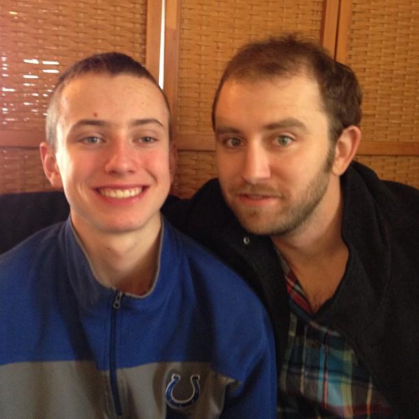 Jack and Drew