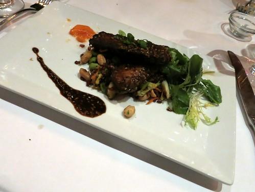 Black Garlic & Miso Glazed Tempeh