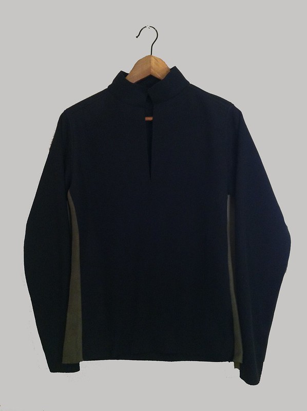 Mens Light 1/4 Zip