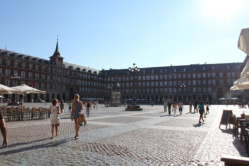 Madrid, Plaza Mayor