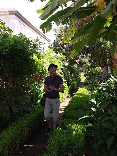 John in La Orotava