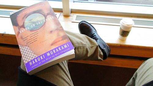 Whislt Reading
