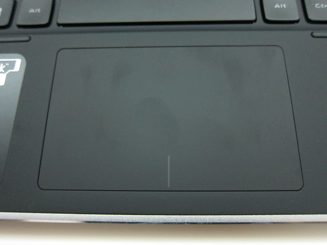Dell XPS 12 - Cypress Trackpad