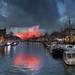 Light sculpture 1.26 Amsterdam by B℮n