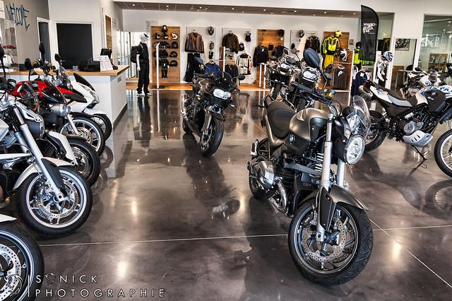 bmw motorrad savy 21 showroom flickr photo sharing. Black Bedroom Furniture Sets. Home Design Ideas