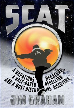 Scat by Jim Graham, sci-fi novel