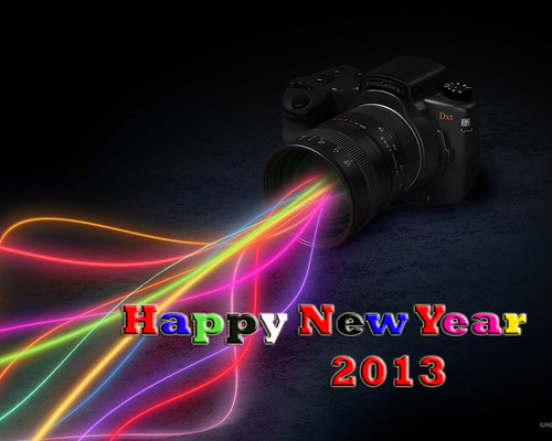 Happy New Year ! 2013 by El coleccionista de instantes