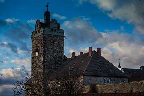 Burg Allstedt