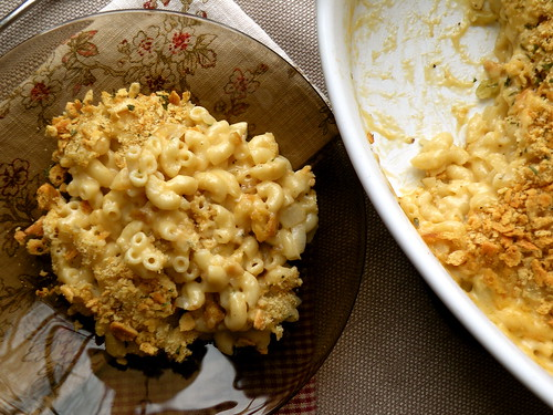 Mrs. Fields Secrets Grown Up Mac 'n' Cheese