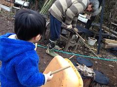 おーちゃんギコギコ 2013/1/1